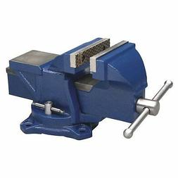 Wilton 11104 General Purpose 4 Jaw Bench Vise with Swivel Ba