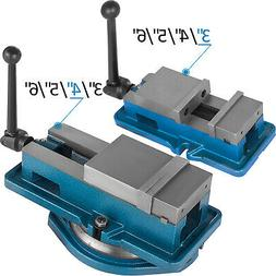 3-6'' Bench Clamp Lock Vise with/without 360℃ Swivel Base