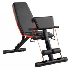 Adjustable Bench AB Incline Abs Bench Flat Fly Weight Press