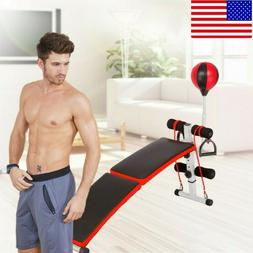 Adjustable/Foldable Utility Bench Weightlifting And Strength