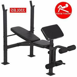 Adjustable Weight Bench Workout For Full Body Exercise Olymp