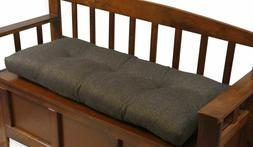 Bench Cushion 36 Inch Mudroom Entry Foyer Seat Indoor Non-Sl