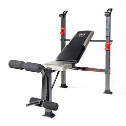 Standard Weight Bench Home Gym Exercise Equipment Fitness Tr