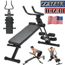 bench weight adjustable flat incline decline exercise