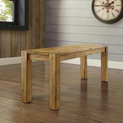 Benches For Living Room Dining Table Rustic Wooden Indoor Ou