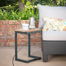 Great Deal Furniture Cassie Outdoor Antique Finish Firwood C