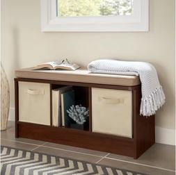ClosetMaid Cubeicals Shoe Storage Bench