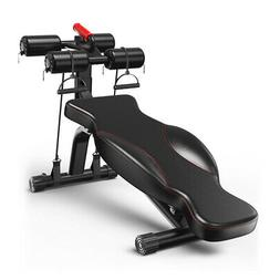 Deluxe Foldable Weight Bench Adjustable Flat Incline Bench H