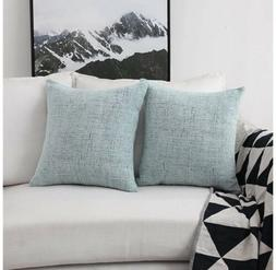 deocrative pillow covers for couch sofa bench