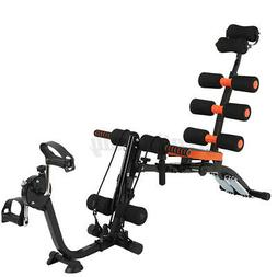 Dumbbell Bench Sit Up Fitness Fly Weight Press Exercise AB A