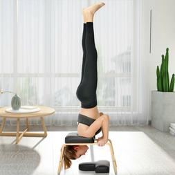 Headstand Inversion Bench Fitness Training Equipment Yoga Ch
