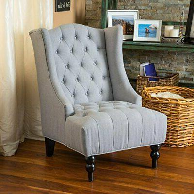 295397 clarice accent chair silver