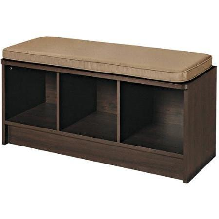 3-cube Beddrom with Mocha Seating, Brown