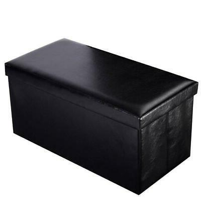 30-Inch Chest Faux leather Footstool