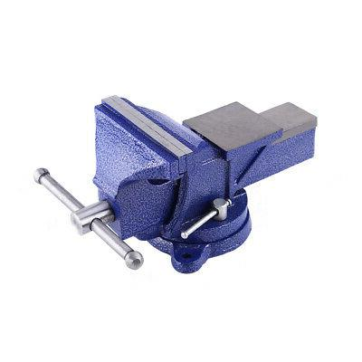 """5"""" Vise with Swivel Locking top Vice"""
