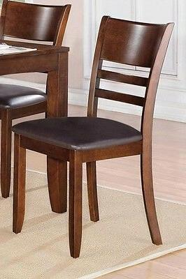 East West Lynfield dining table leaf chairs
