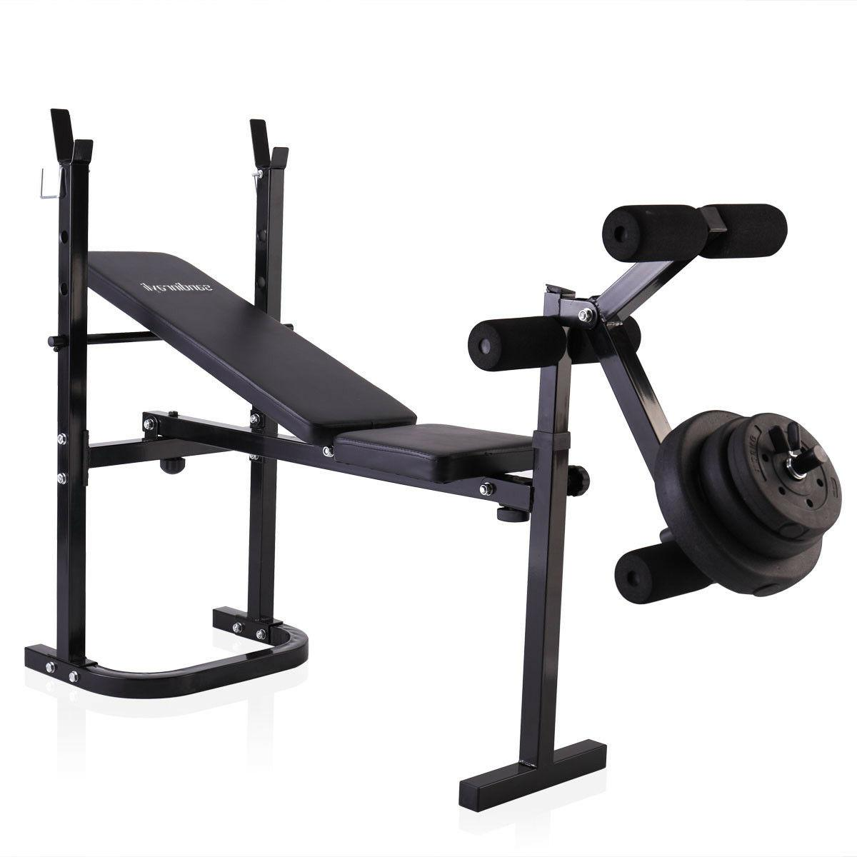 Weight Lifting Press Exercise Adjustable