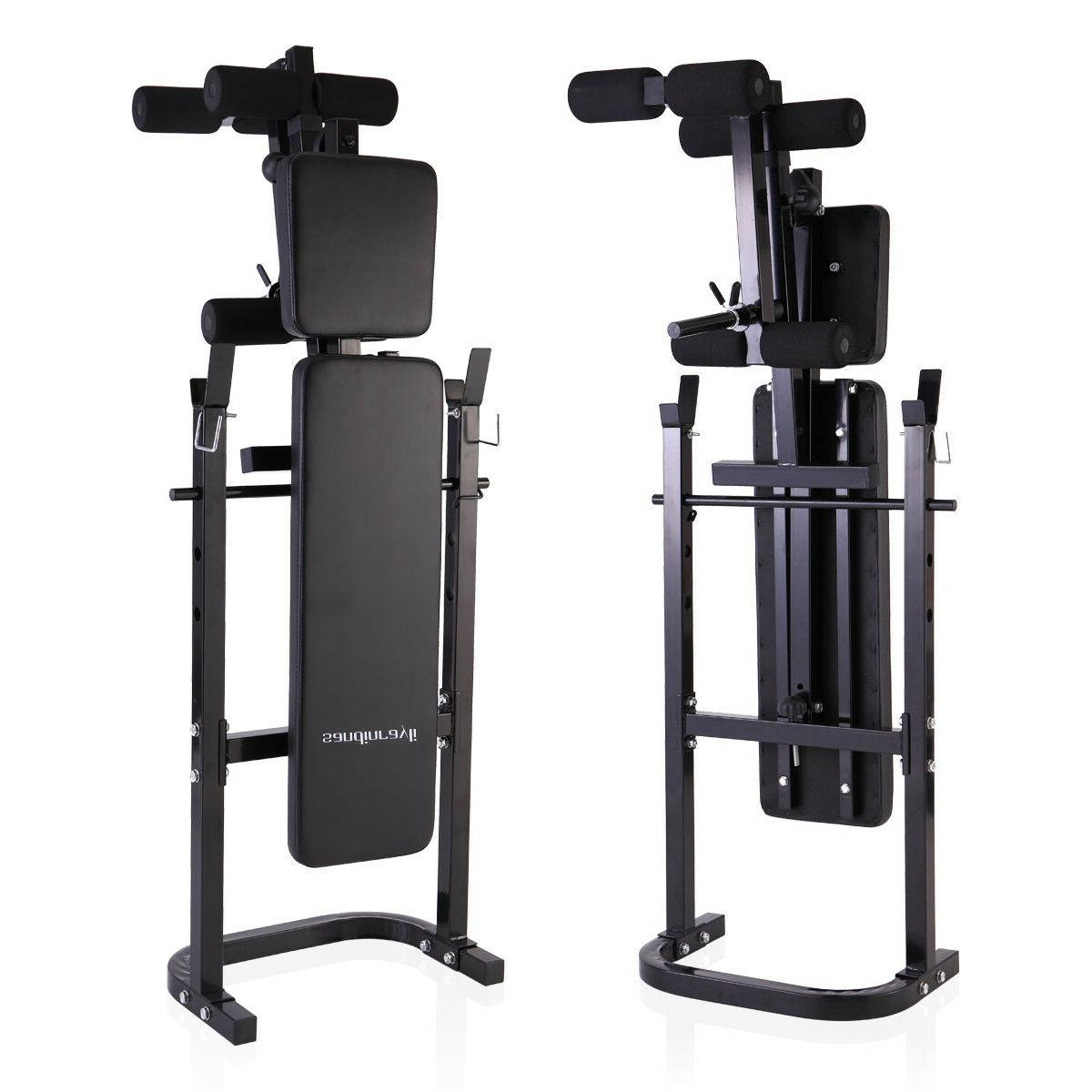 Weight Bench Press Adjustable Incline