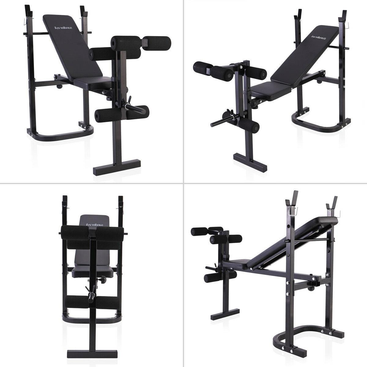 Weight Press Adjustable Incline