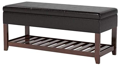 Winsome 94143 Bench with Storage Chest,