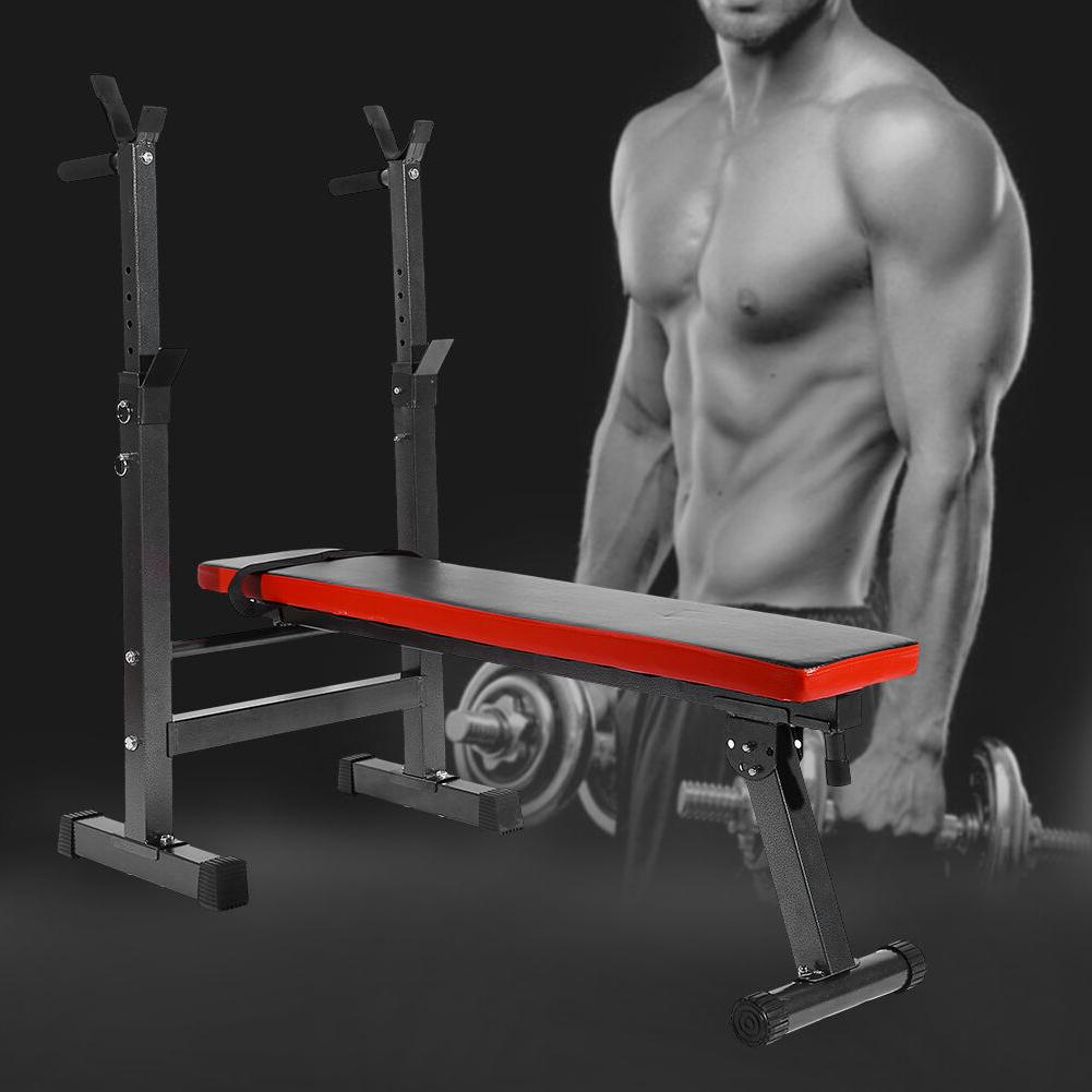 Adjustable Bench Incline Gym Exercise US
