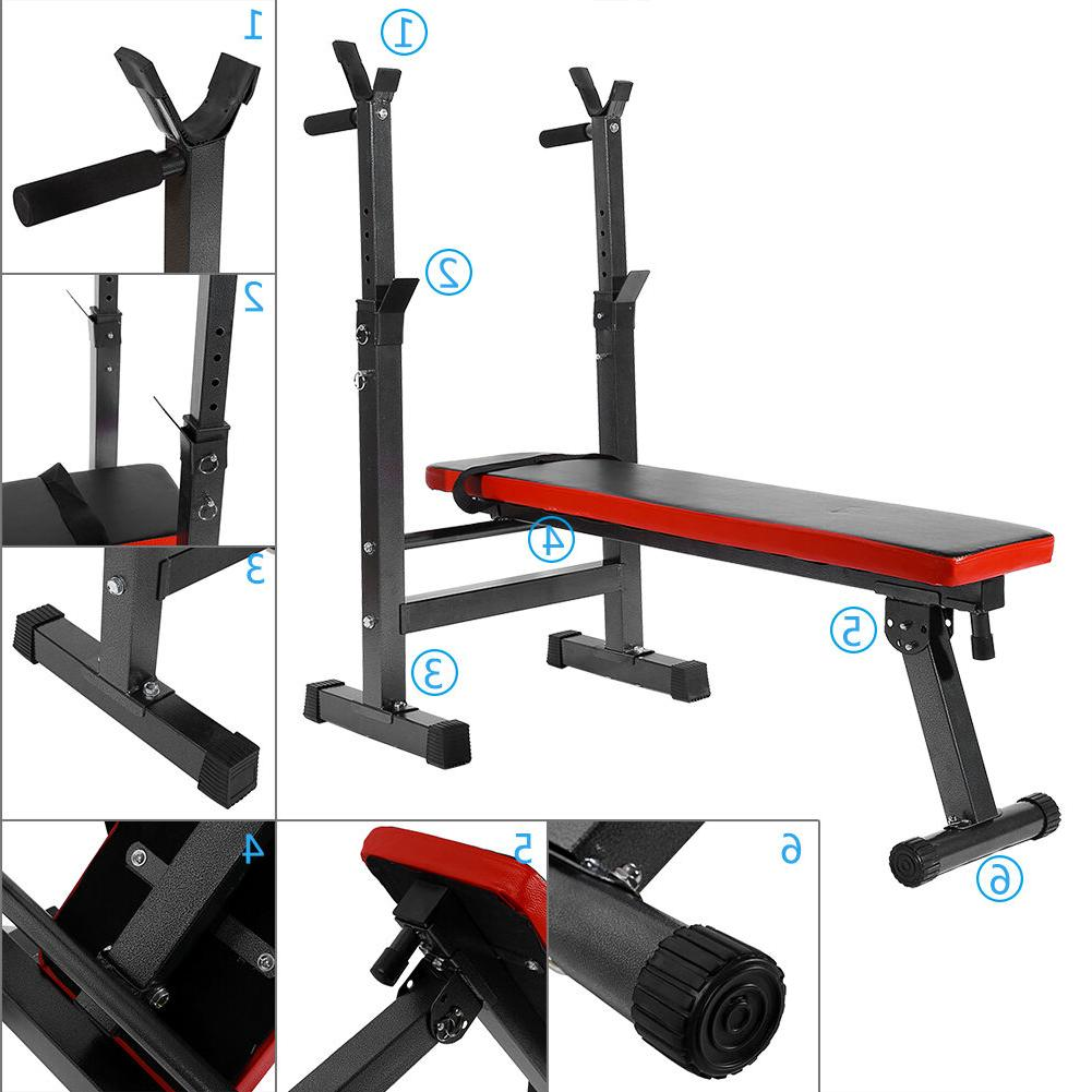 Adjustable Fitness Weight/Sit Bench Decline Gym Exercise