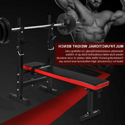 Costway Adjustable Lifting Fitness New