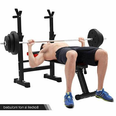 Costway Folding Lifting Incline Fitness