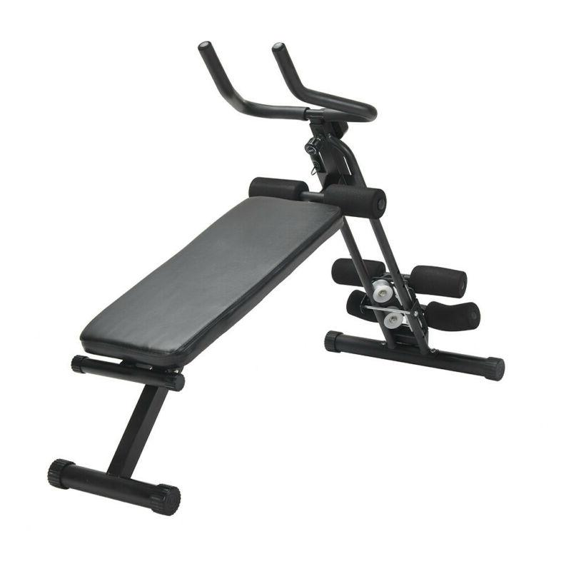 Weight Adjustable Incline Decline Exercise Training