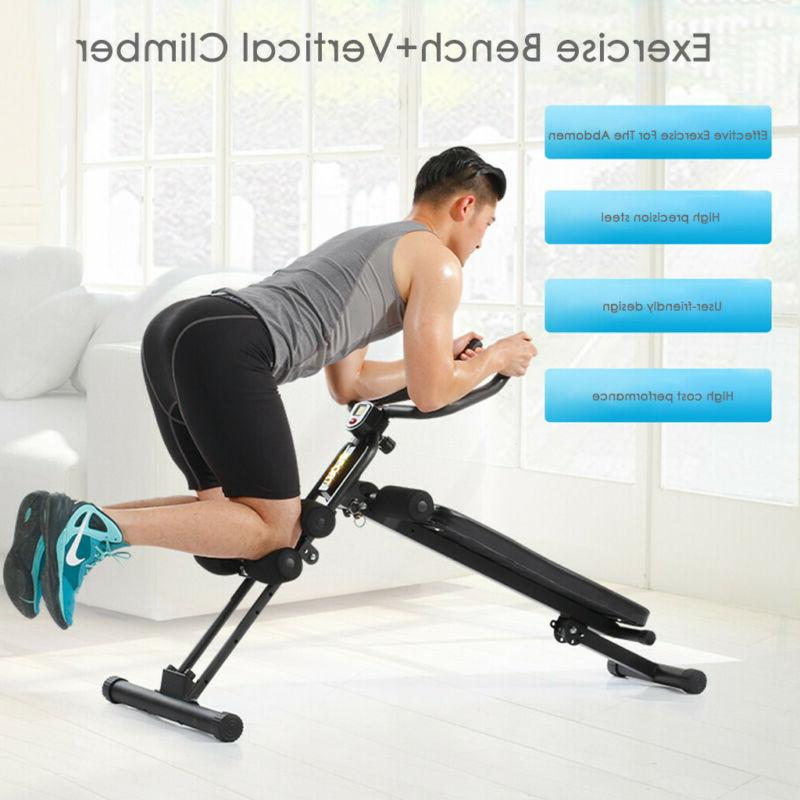 Weight Incline Training