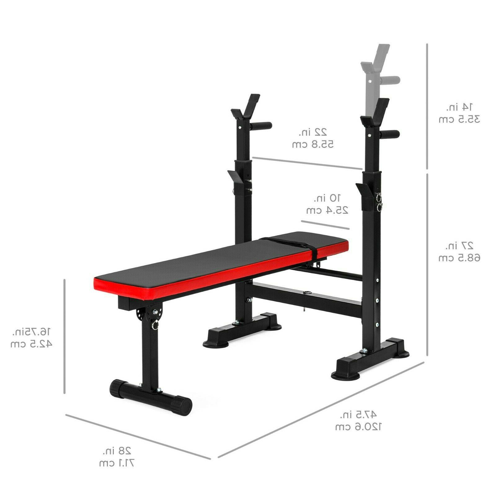 ADJUSTABLE WEIGHT BENCH Training