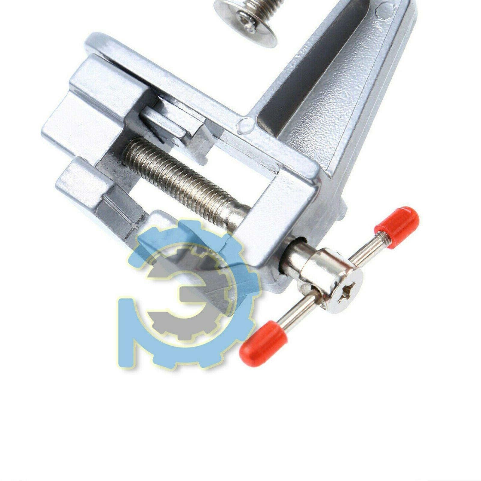 Bench Vise with Swivel Base US