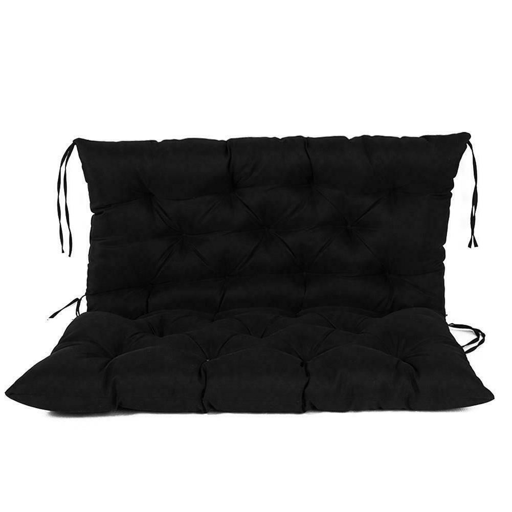 Chair Cushion Soft Breathable Bench Long for Garden Pads
