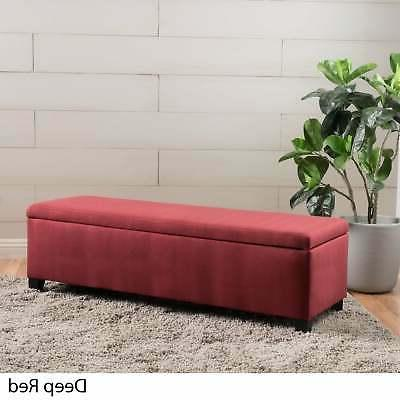 Cleo Storage Bench by Home