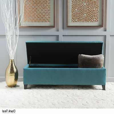 Cleo Storage Ottoman Bench Christopher Home Large
