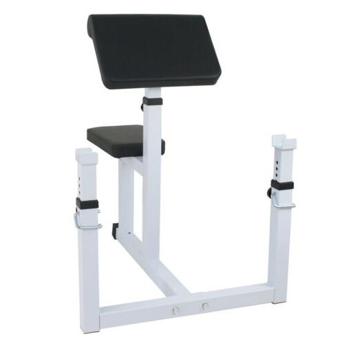 Commercial Bench Seated Dumbbell