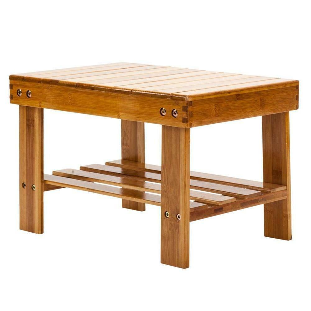 Cute Bench Wood Wooden Kitchen Stool