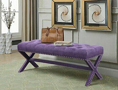 dalit updated neo traditional polished nailhead tufted