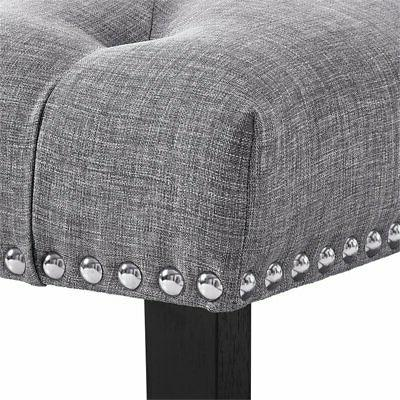 Beaumont Lane Tufted Upholstered Bench in