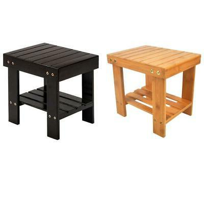 durable small bench bathroom stepping chair foot