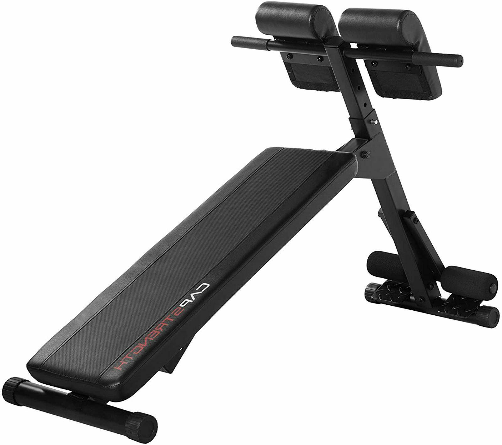 Fitness Adjustable Weight Bench Workout Exercise Home Traini