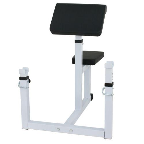 Commercial Curl Bench Dumbbell
