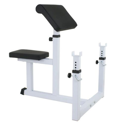 choice preacher curl bench seated