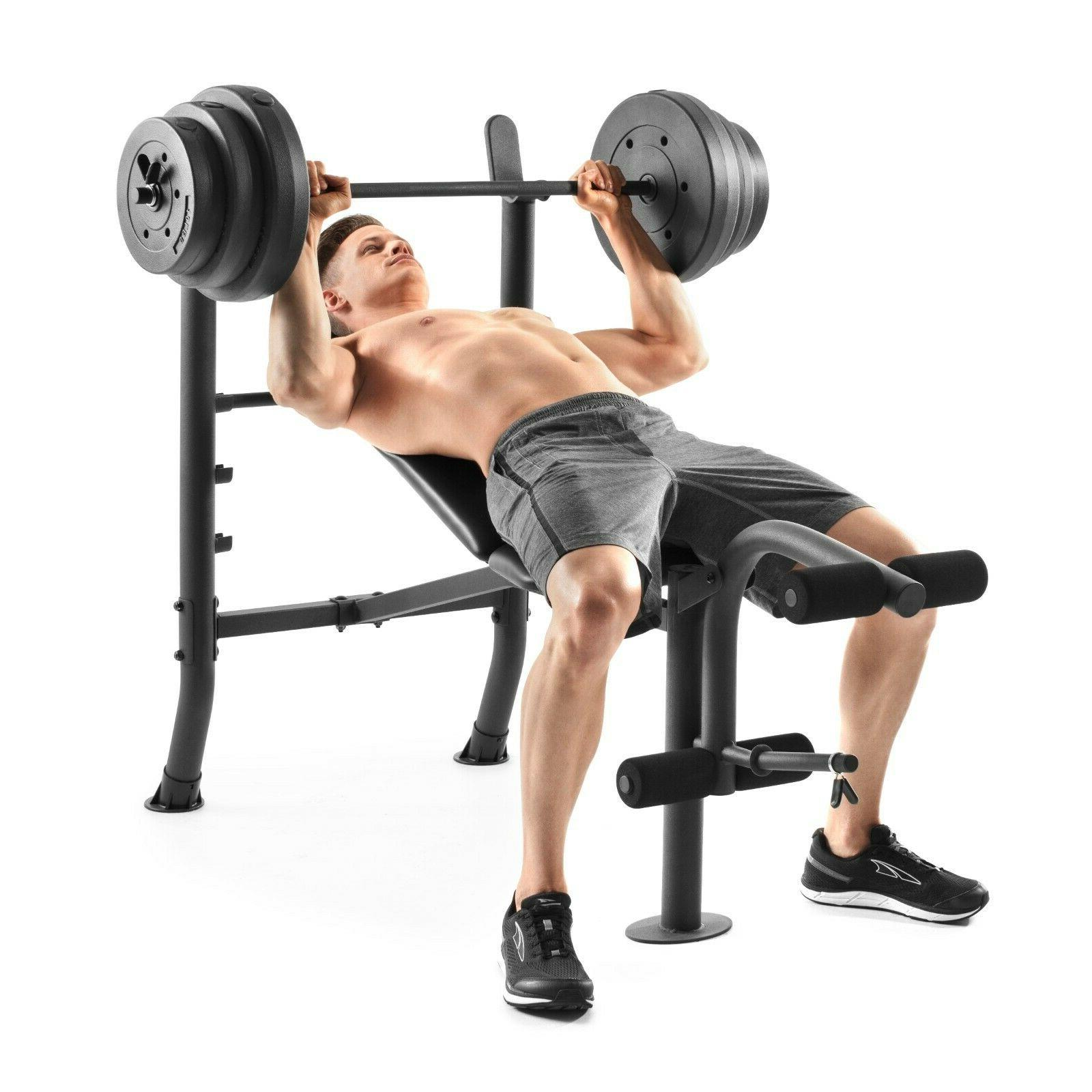 Fitness With Set Gym Equipment