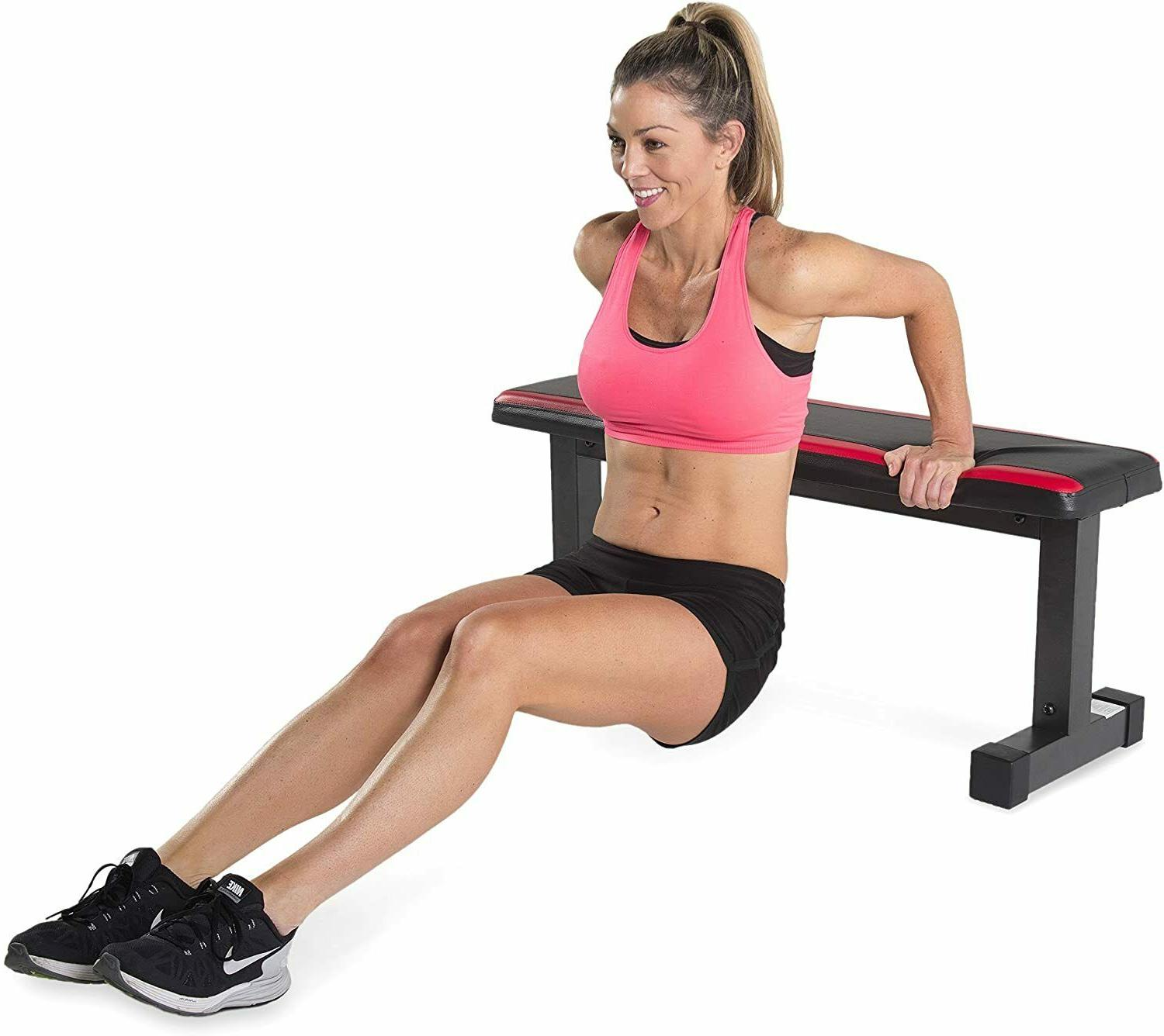 Fitness Bench Workout Exercise Strength