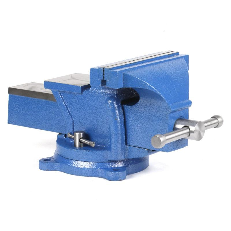 """HEAVY 8"""" BENCH VICE CLAMP ENGINEER JAW"""