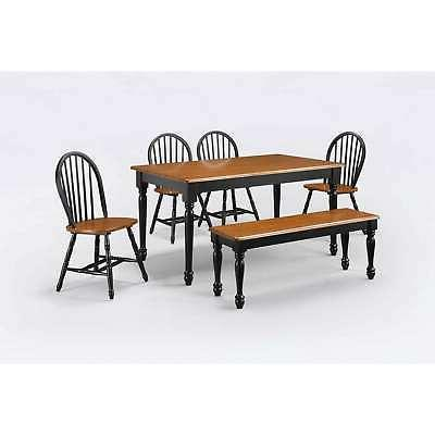 Kitchen Seat Wood Dining Home Chair Living