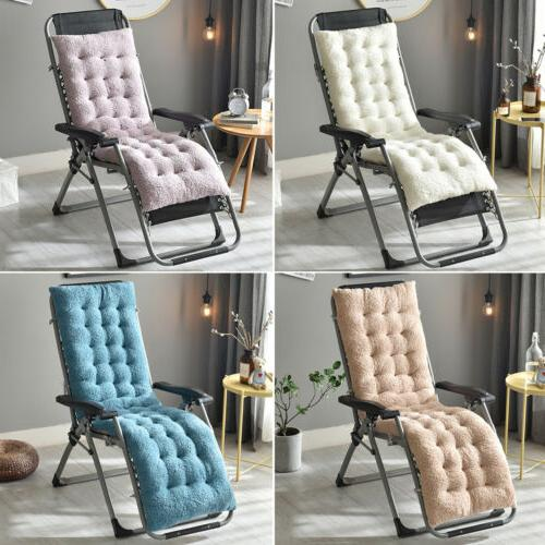 lounge chair cushion tufted deck chaise padding