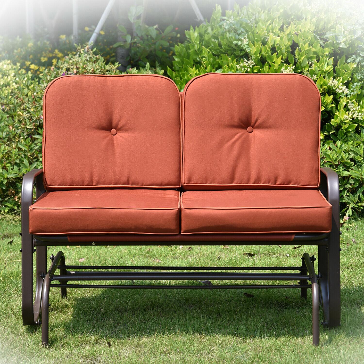Patio Bench Chair 2 Outdoor