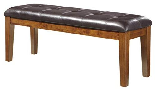ralene upholstered dining room bench